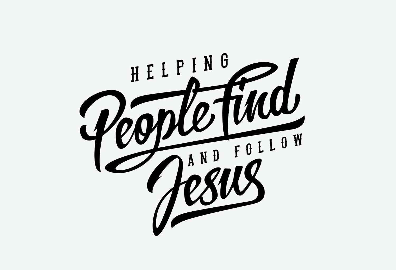 Apparel Design | Helping People Find & Follow Jesus Design