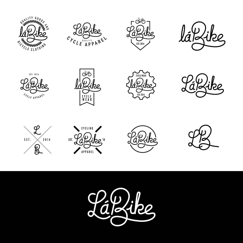 Logo + Branding   LaBike Designs
