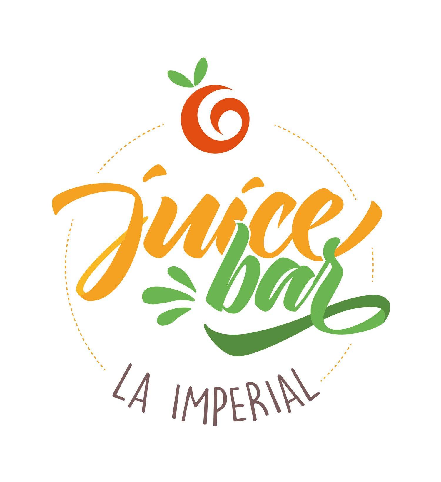 Logo + Branding   La Imperial - Juice Bar