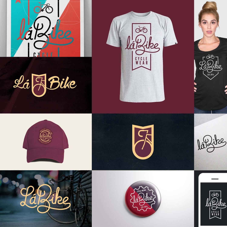 Logo + Branding   LaBike Branding
