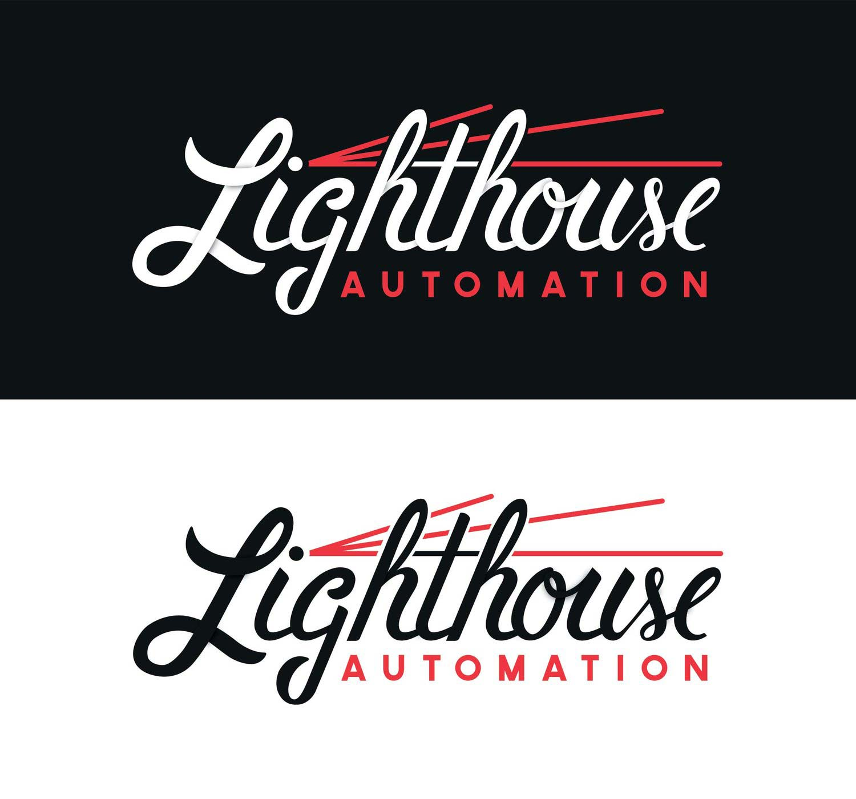 Logo + Branding   Lighthouse Automation