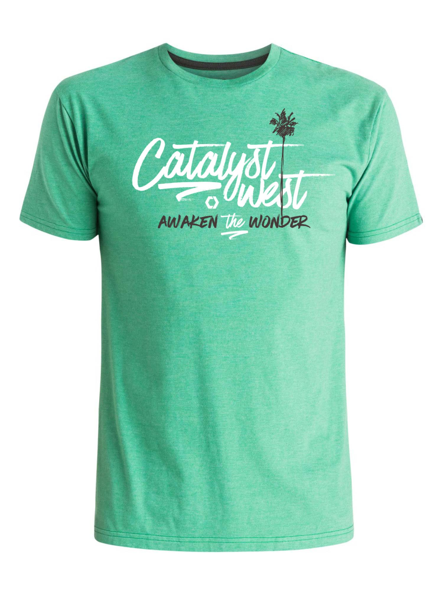 Apparel Design | Catalyst West T-Shirt