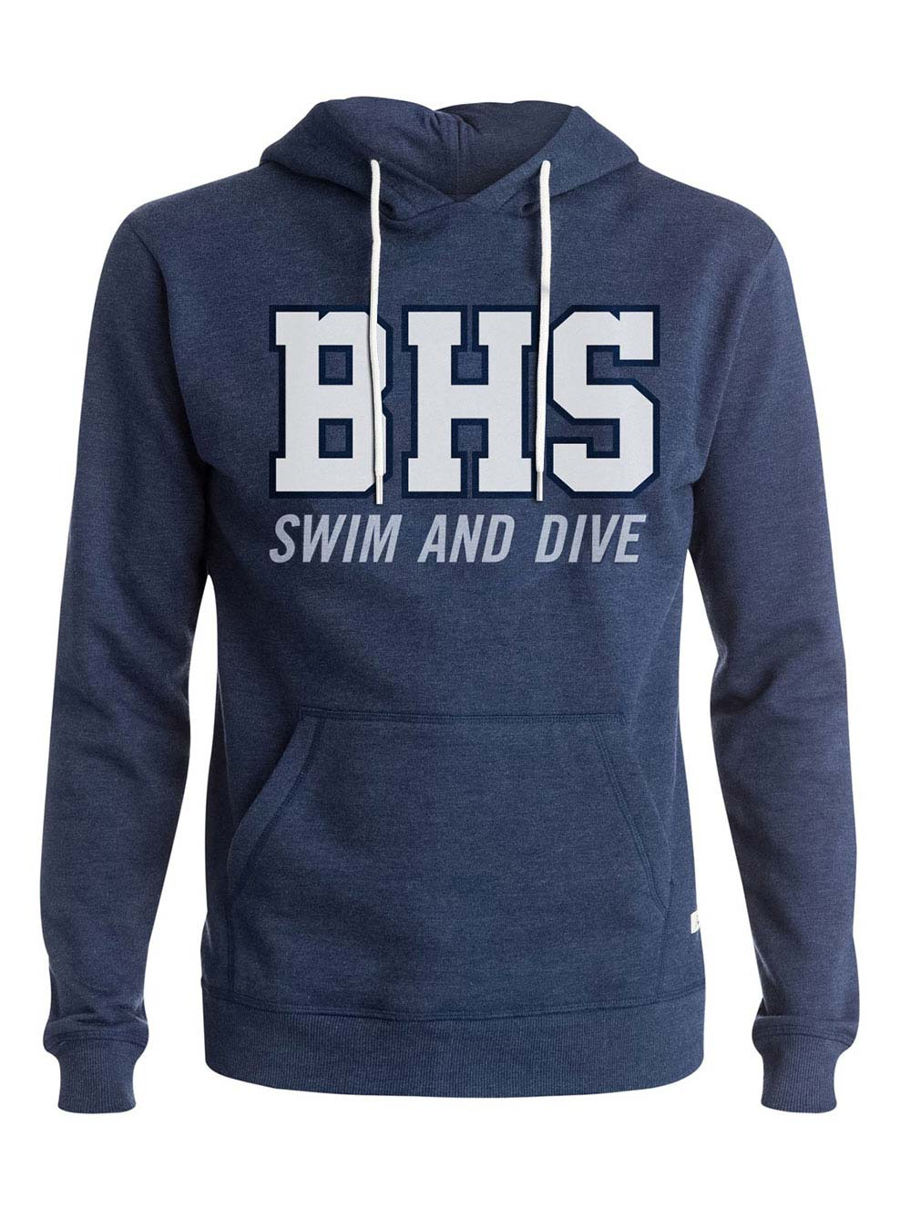 Apparel Design | BHS - Swim And Dive Hoodie