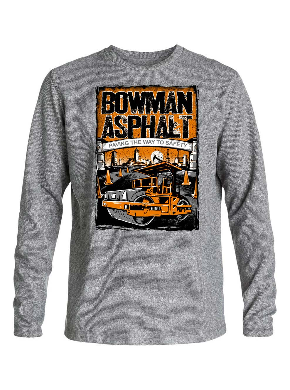 Apparel Design | Bowman Asphalt