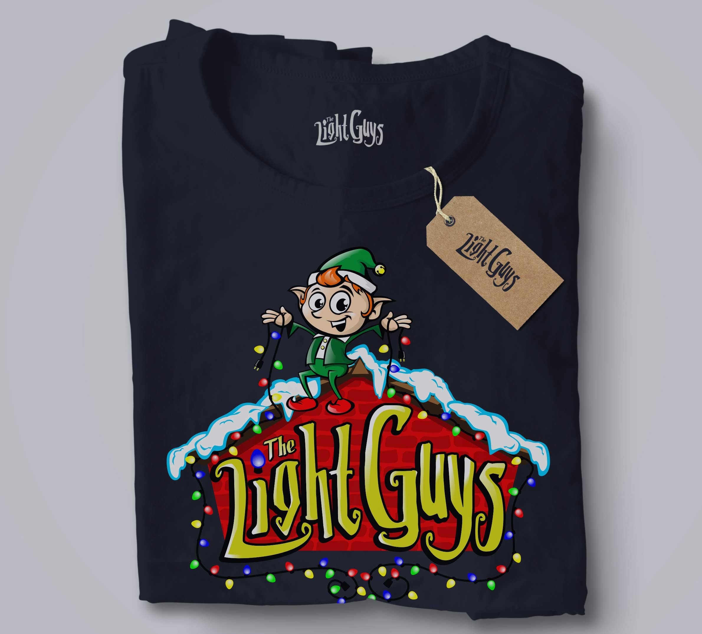 T-shirt Design | Light Guys