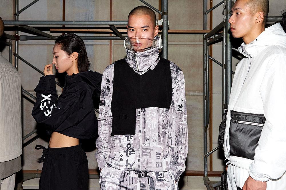 Seoul Fashion Week Bts Aō Air