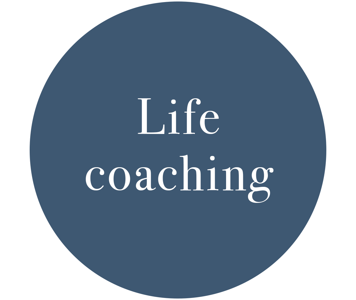 Life Coaching with Claire Hall