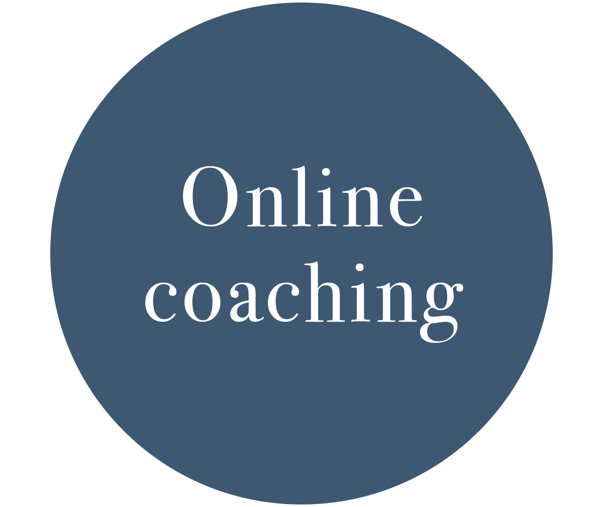 Online Coaching with Claire Hall
