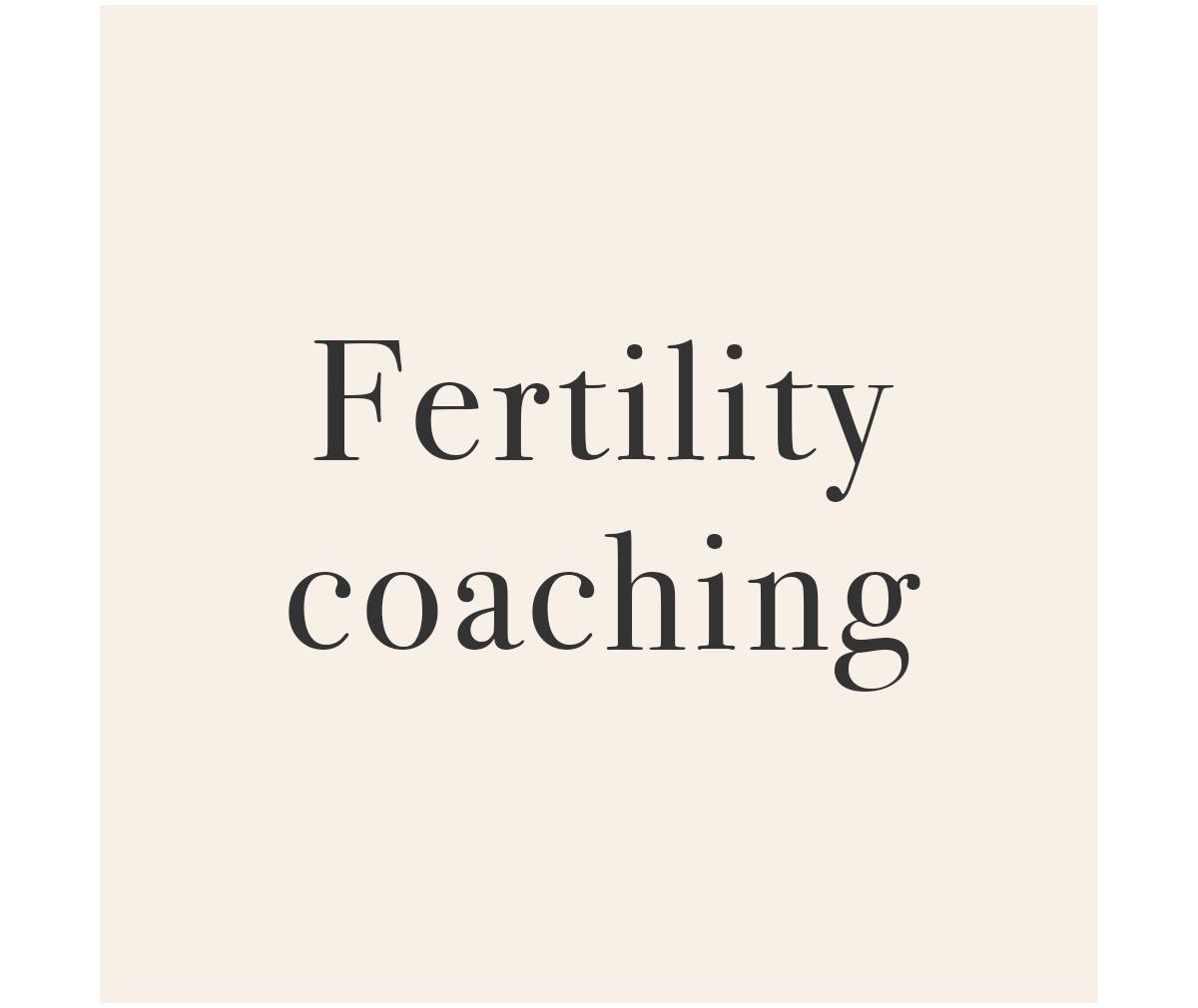 Authentic Empowerment - Fertility Coaching