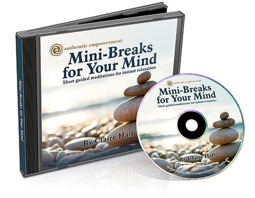 Authentic Empowerment Meditation Cd