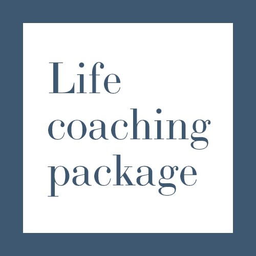 Life Coaching Package Information