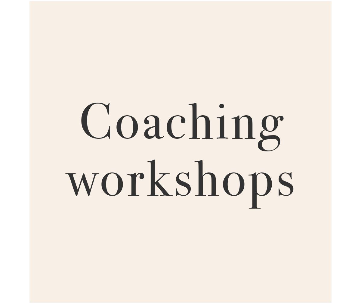 Life Coaching Information