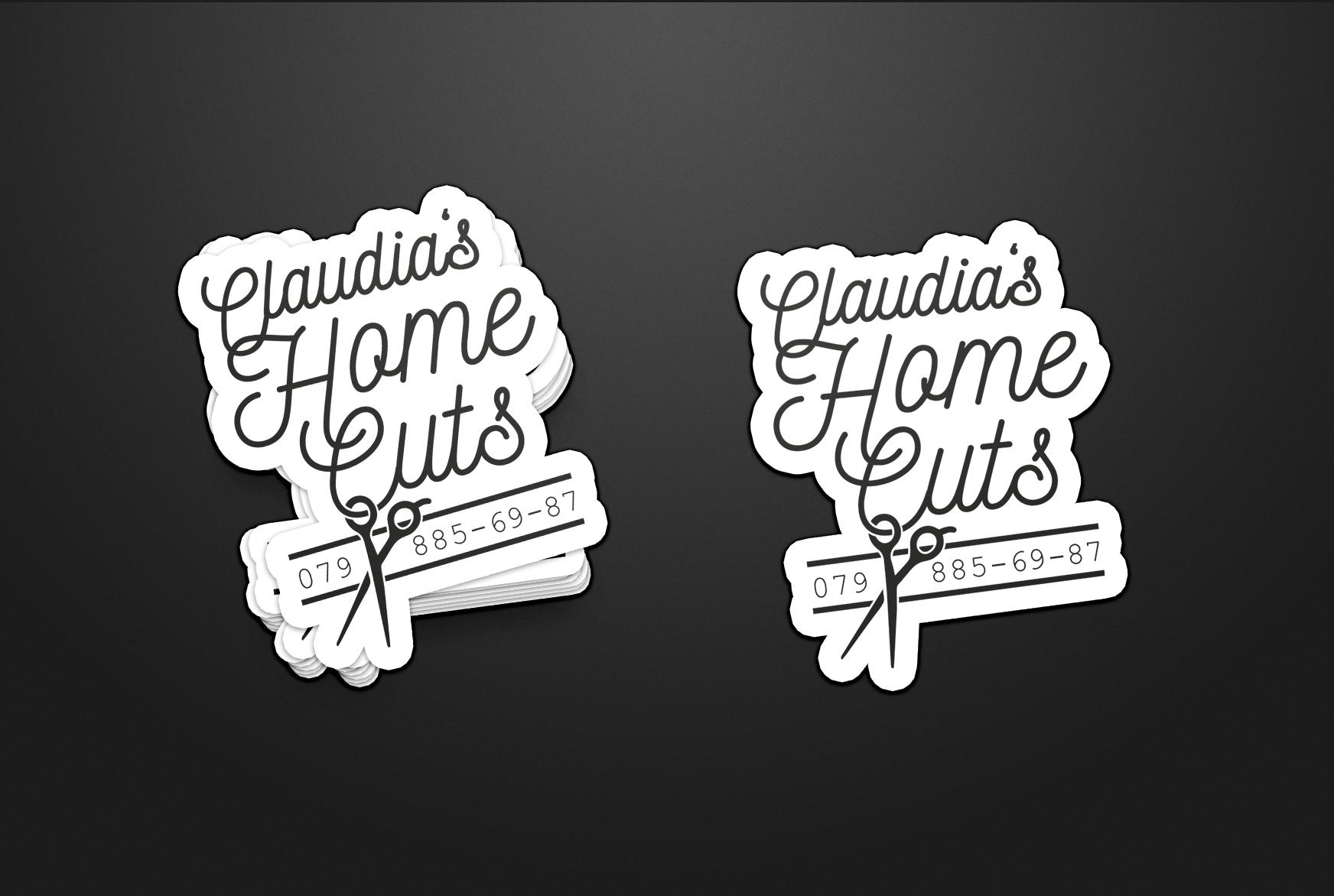 Home_Cuts_claudia_logo_design_sticker.jpg