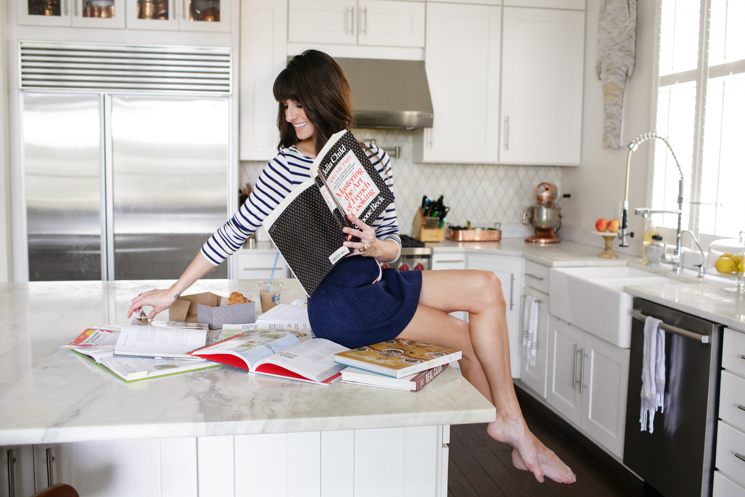 1. - social media sure makes cooking seem glamorous and easy.