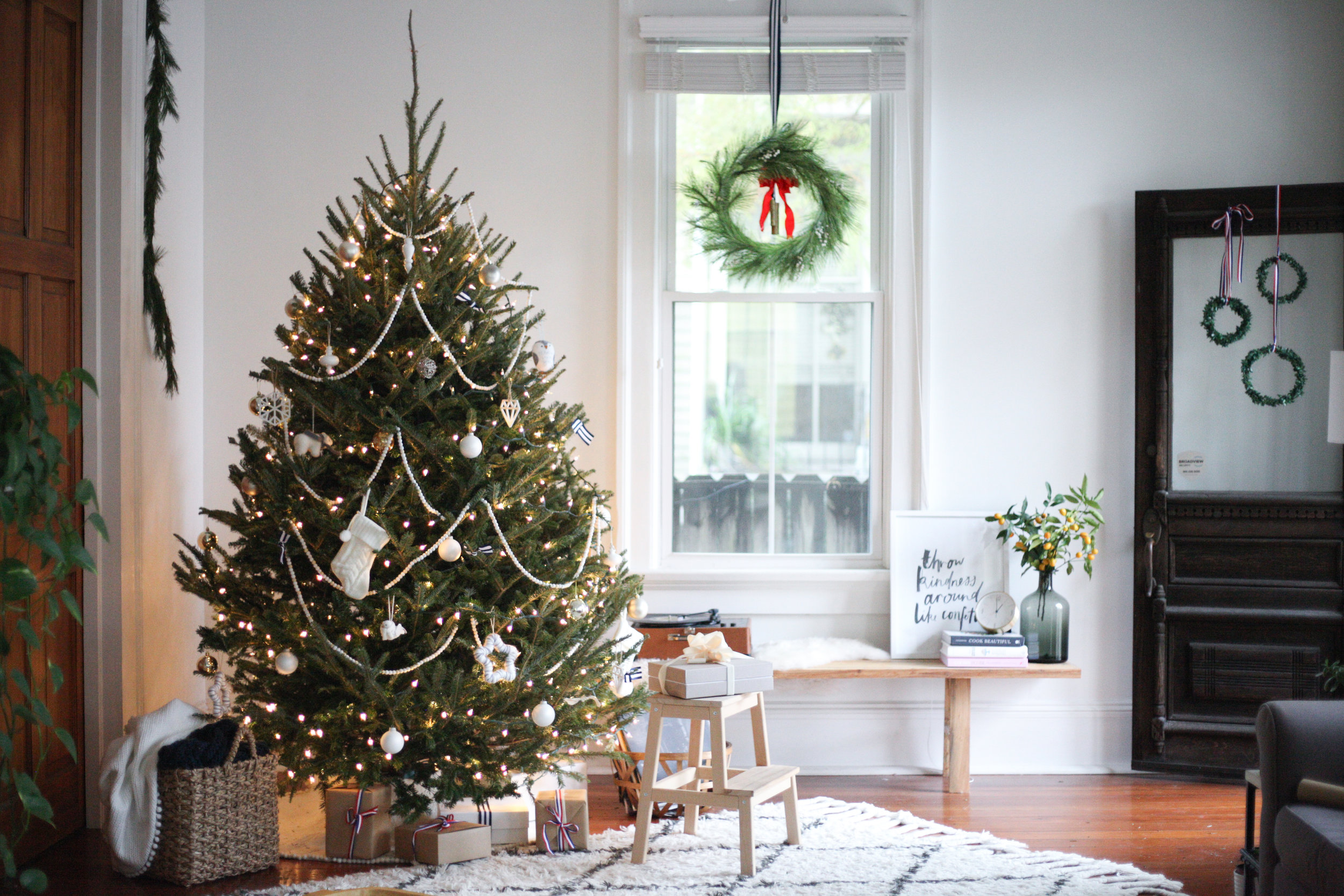 holiday cheer - fresh ways to deck the halls.