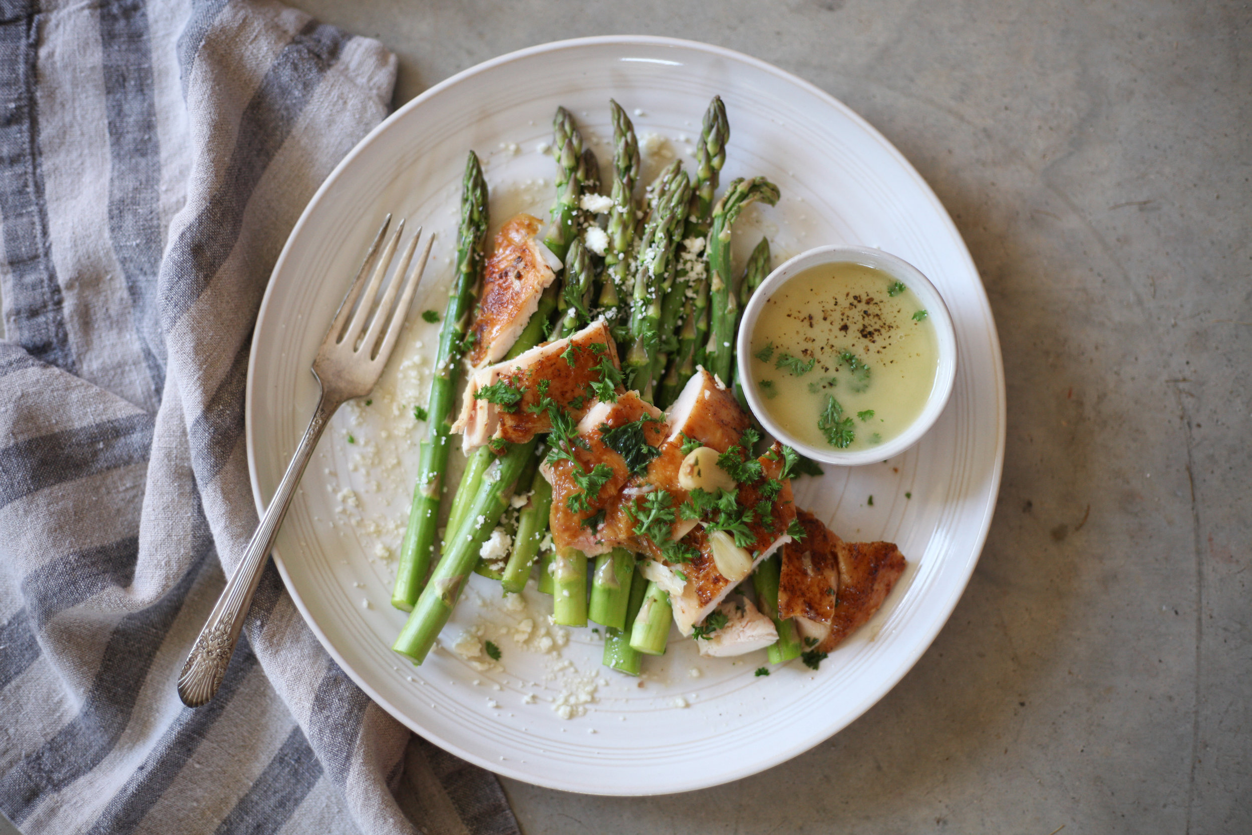 Dinners with Ease - store bought meets homemade