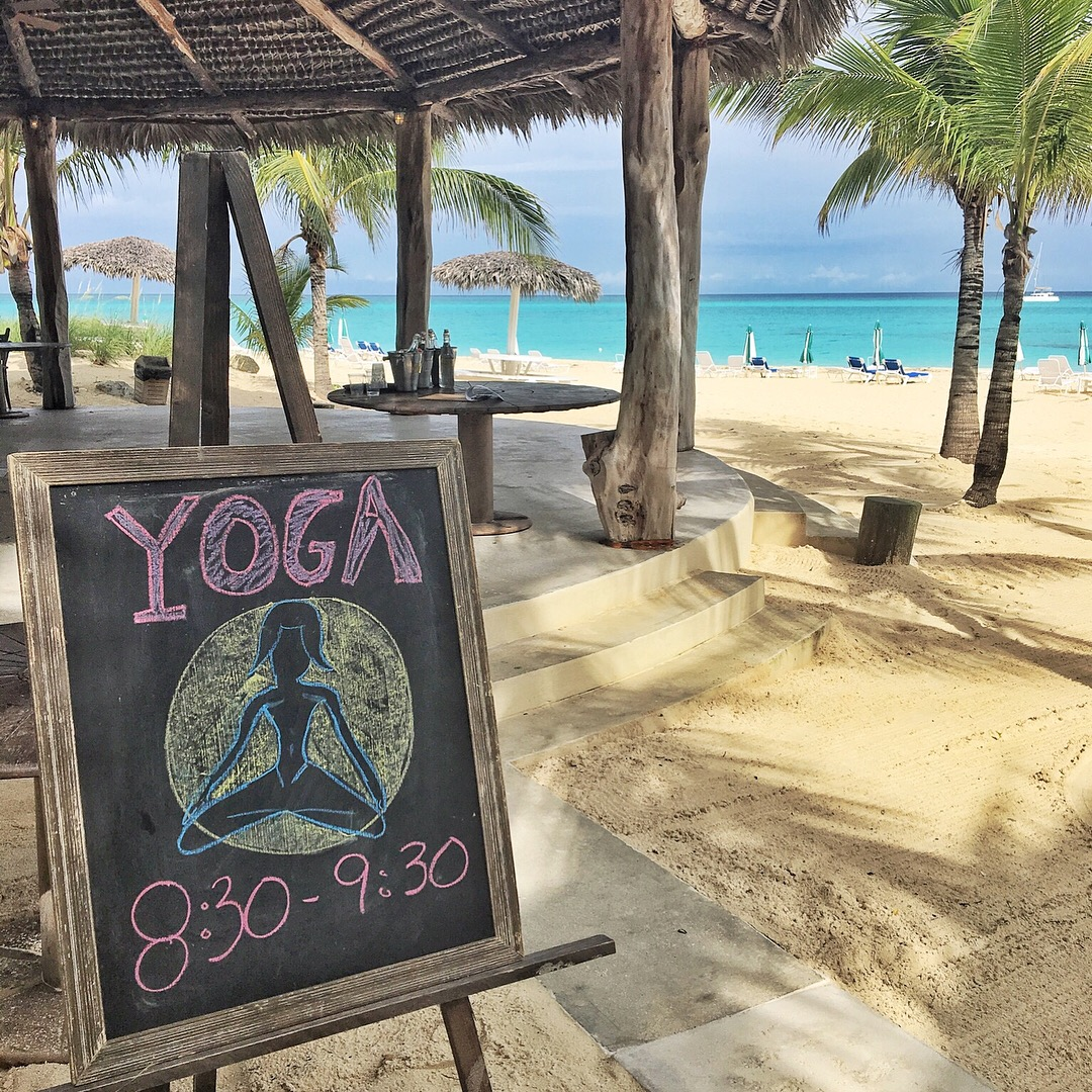 Yoga at Old Fort Bay Club