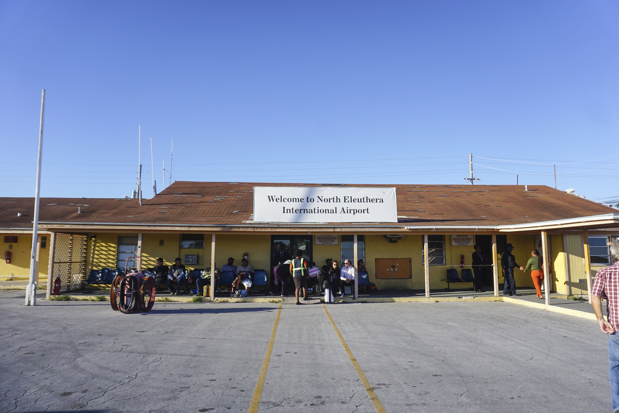 Copy of North Eleuthera Airport