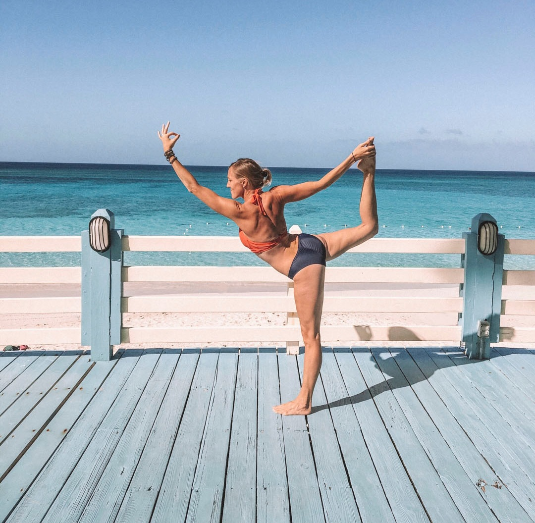 Yoga - Mariah teaches yoga and hosts retreats throughout the islands of the Bahamas.