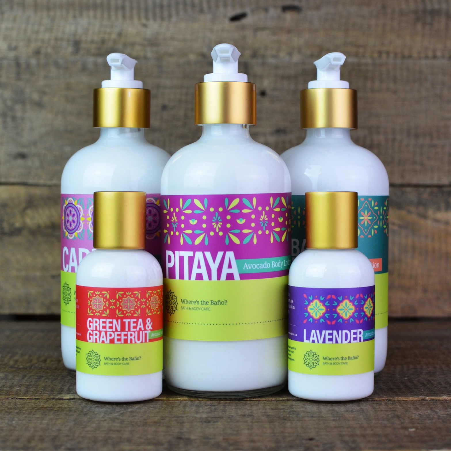 BODY LOTIONS -