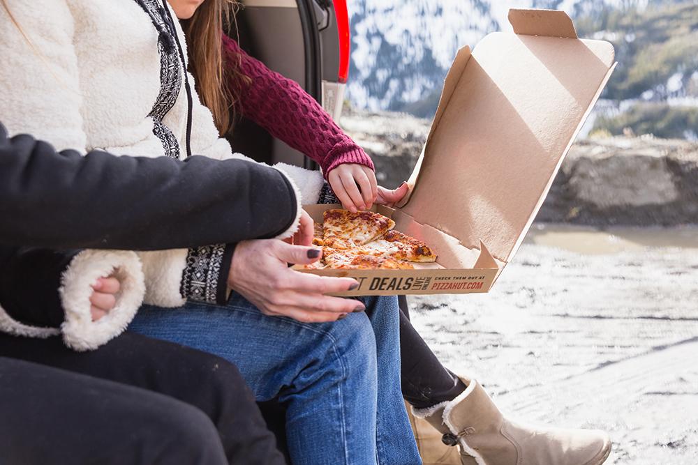 Pizza Hut    Special Moments