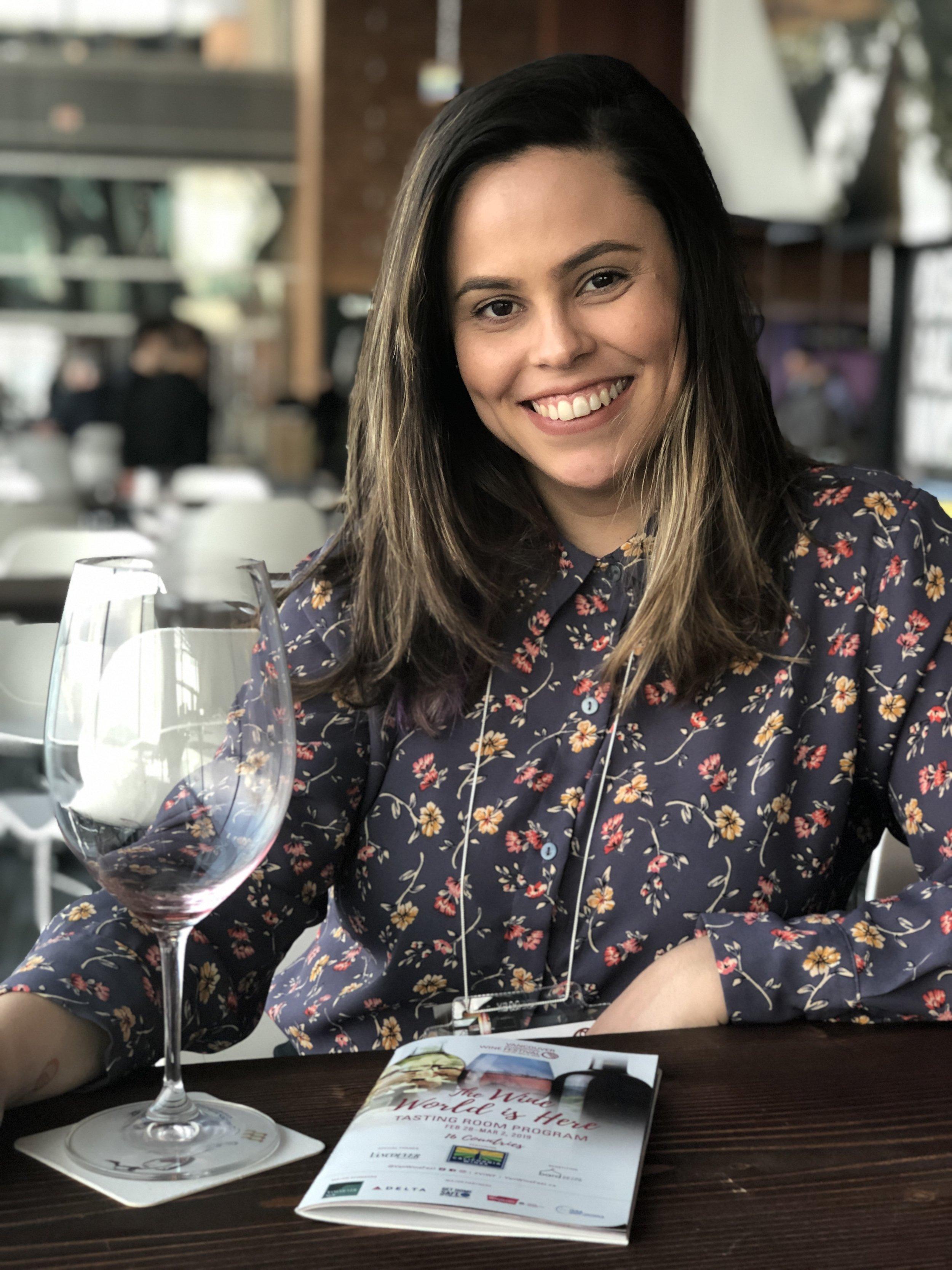 Giulia Sa Barreto - Photo credit Maddie Clerides
