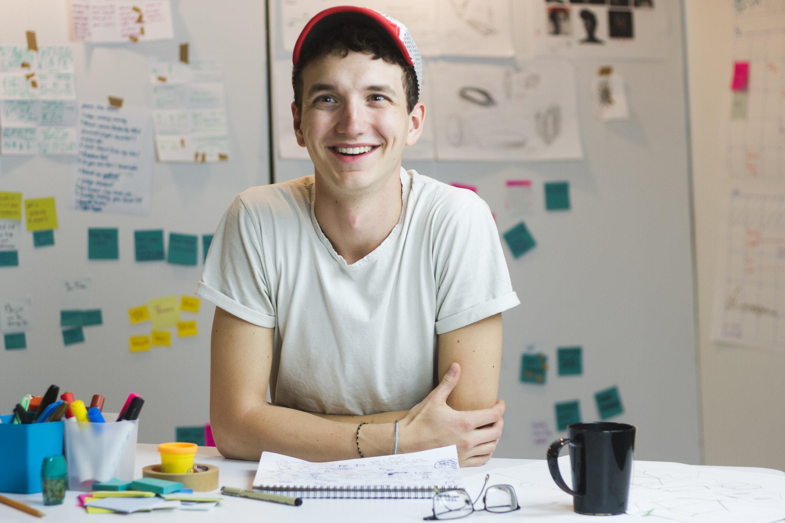 Jacob Morgan - Designer, Photographer