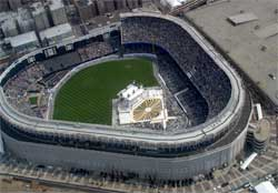 YANKEE STADIUM  MASS