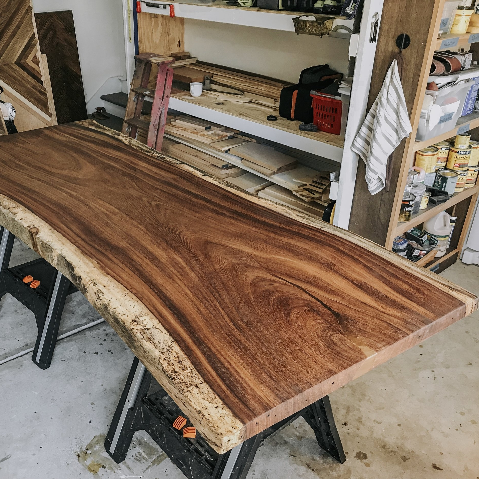 Species: Guanacaste    Slabs available for headboards