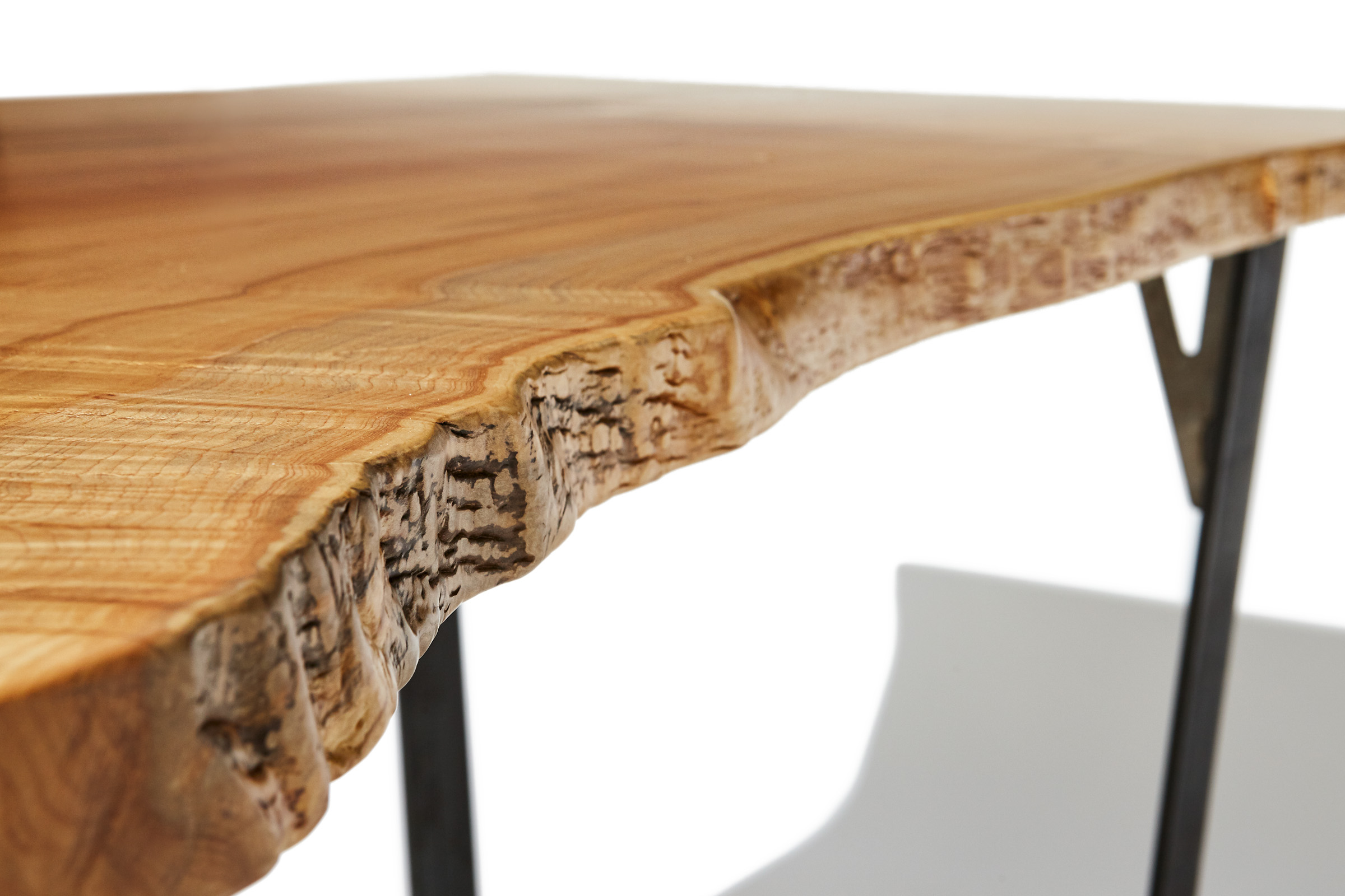 Rosewood co live edge table