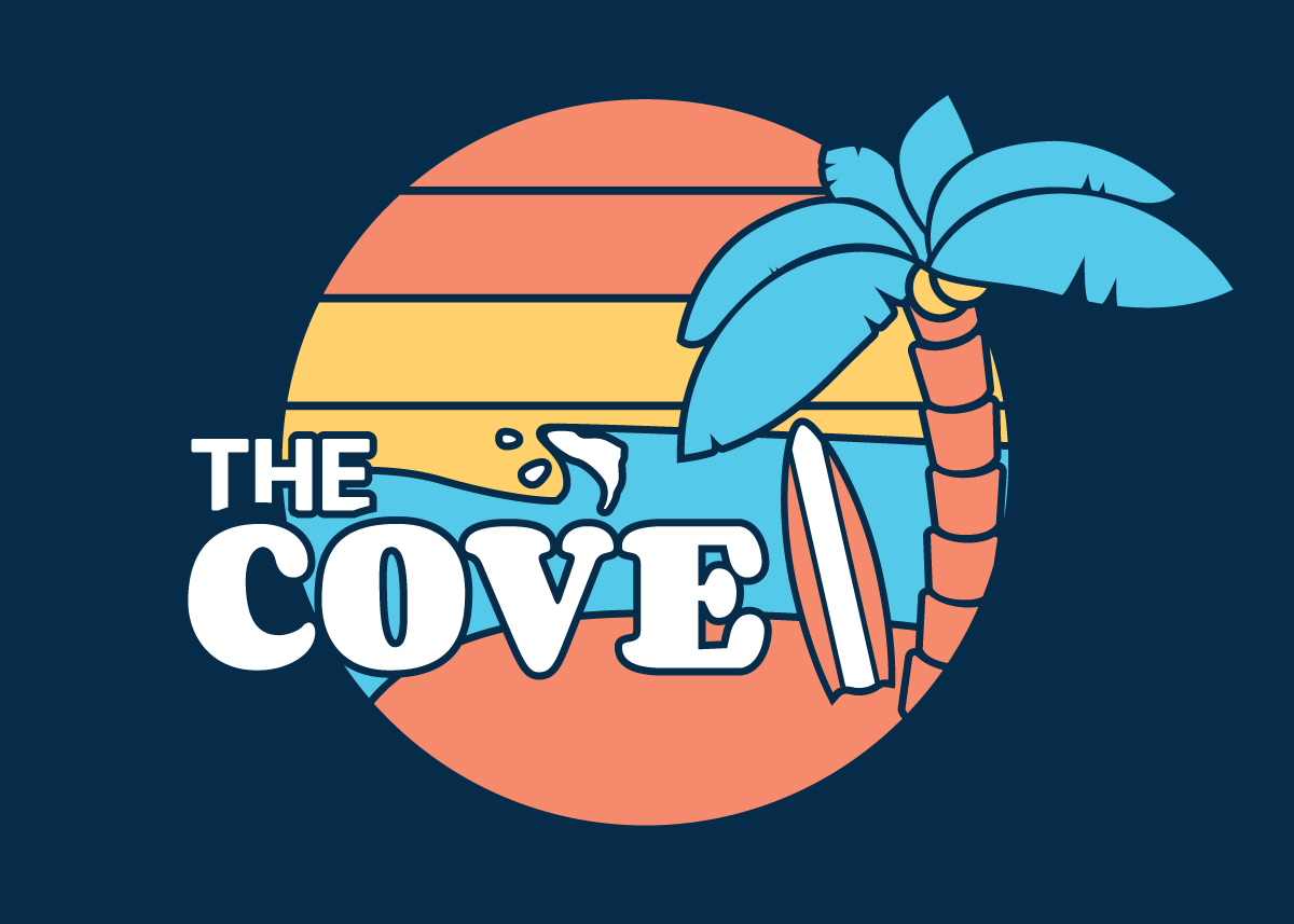 The Cove T-Shirt Graphic