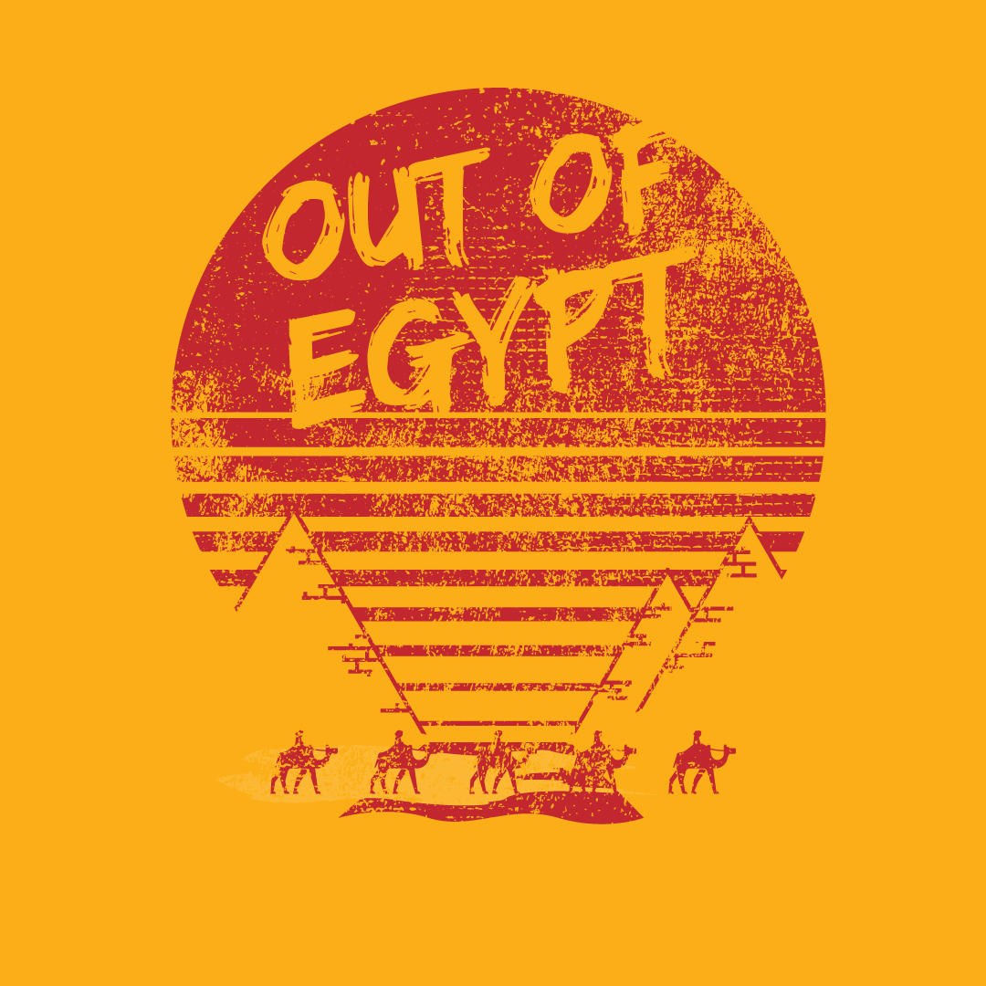 Out of Egypt T-shirt Graphic