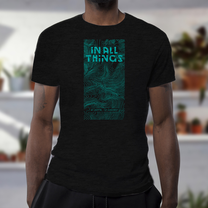 In all Things T-shirt Graphic