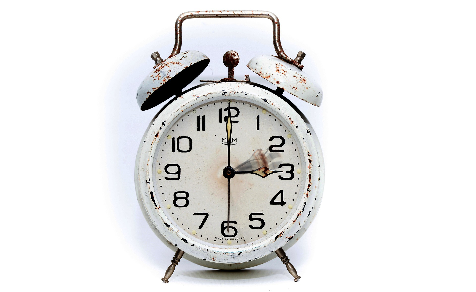 The clock is ticking. - Harness the power of relevant, informative content that customers value.