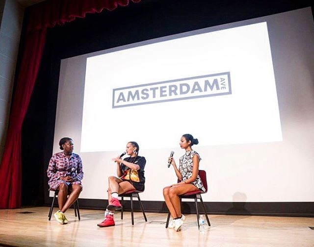Episode 1 of AMSTERDAM AVE is LIVE! Today is the launch of a weekly rollout for the series so stay tuned ~~ If you're in NYC pop over to their release screening tonight. The event is in collaboration with The Netherland Club and is sponsored by Heineken // Link to the first episode is in the biooo & go to @amsterdamave.theseries for deets on the screening! Congratulations! 🍾 🍾 . . @dionnevandenberg @winnie_thepooj @heinekench . . #premiere #screening #launch #release  #webseries #digitalseries #dutch #amsterdam #indianamerican #film #filmmaking #femalefilmmakers #womeninfilm #publicrelations #pr #coakleypr
