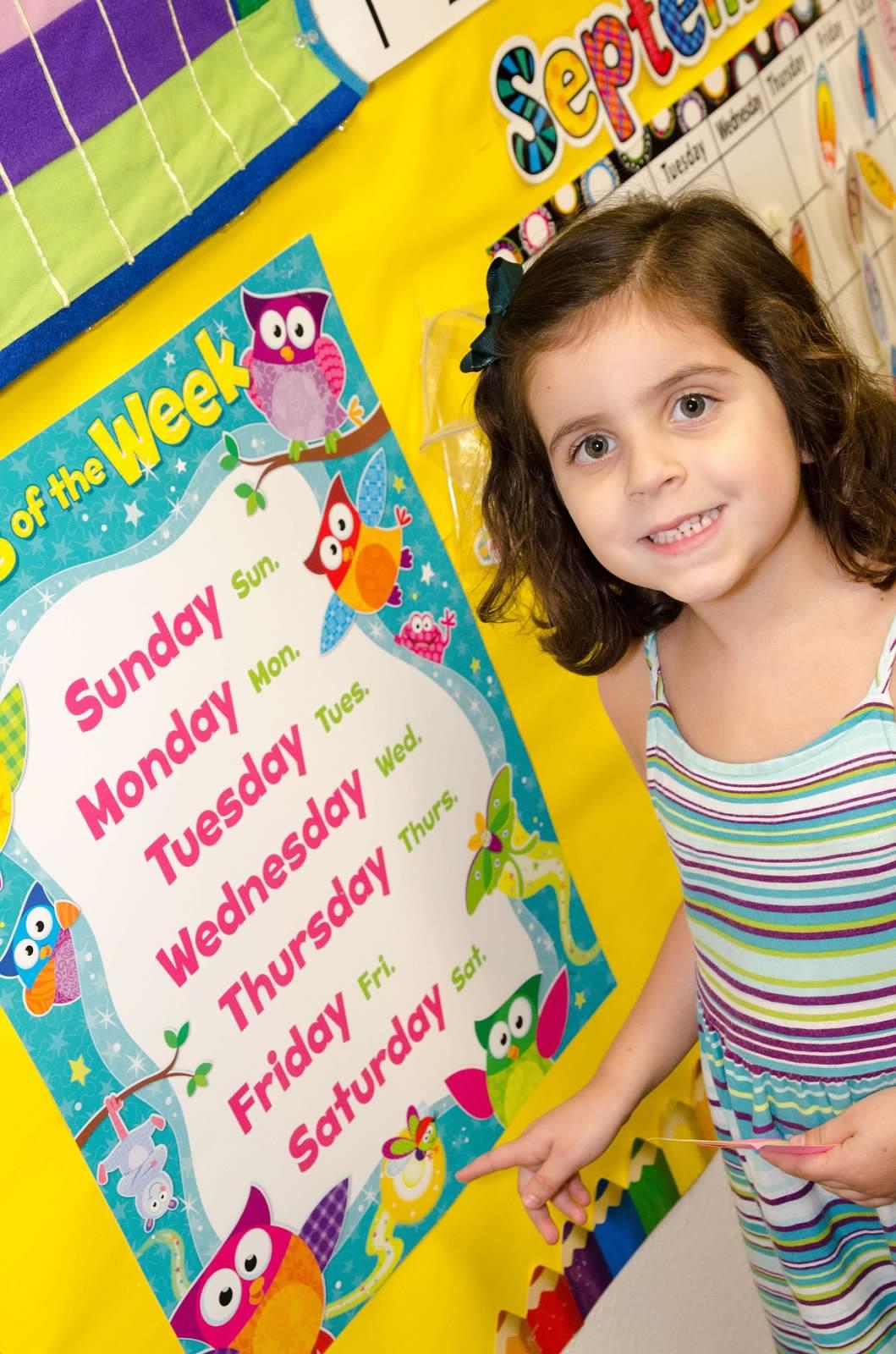 4 year old curriculum at Scottsdale Preschool