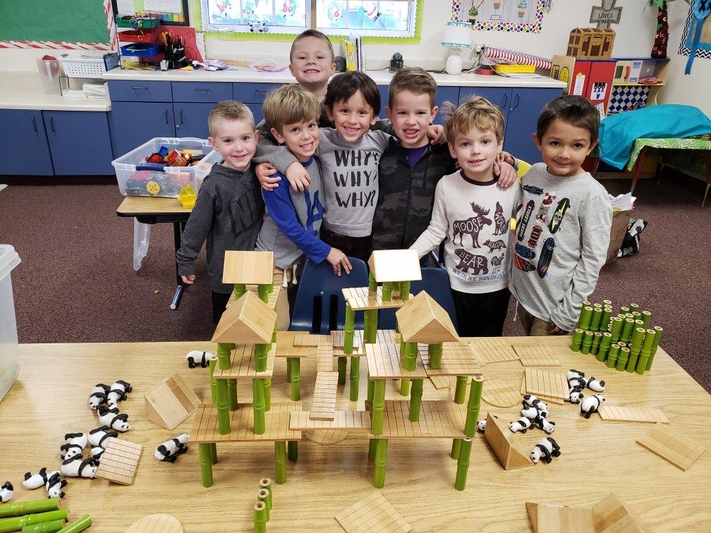 Preschool STEAM Project in Scottsdale