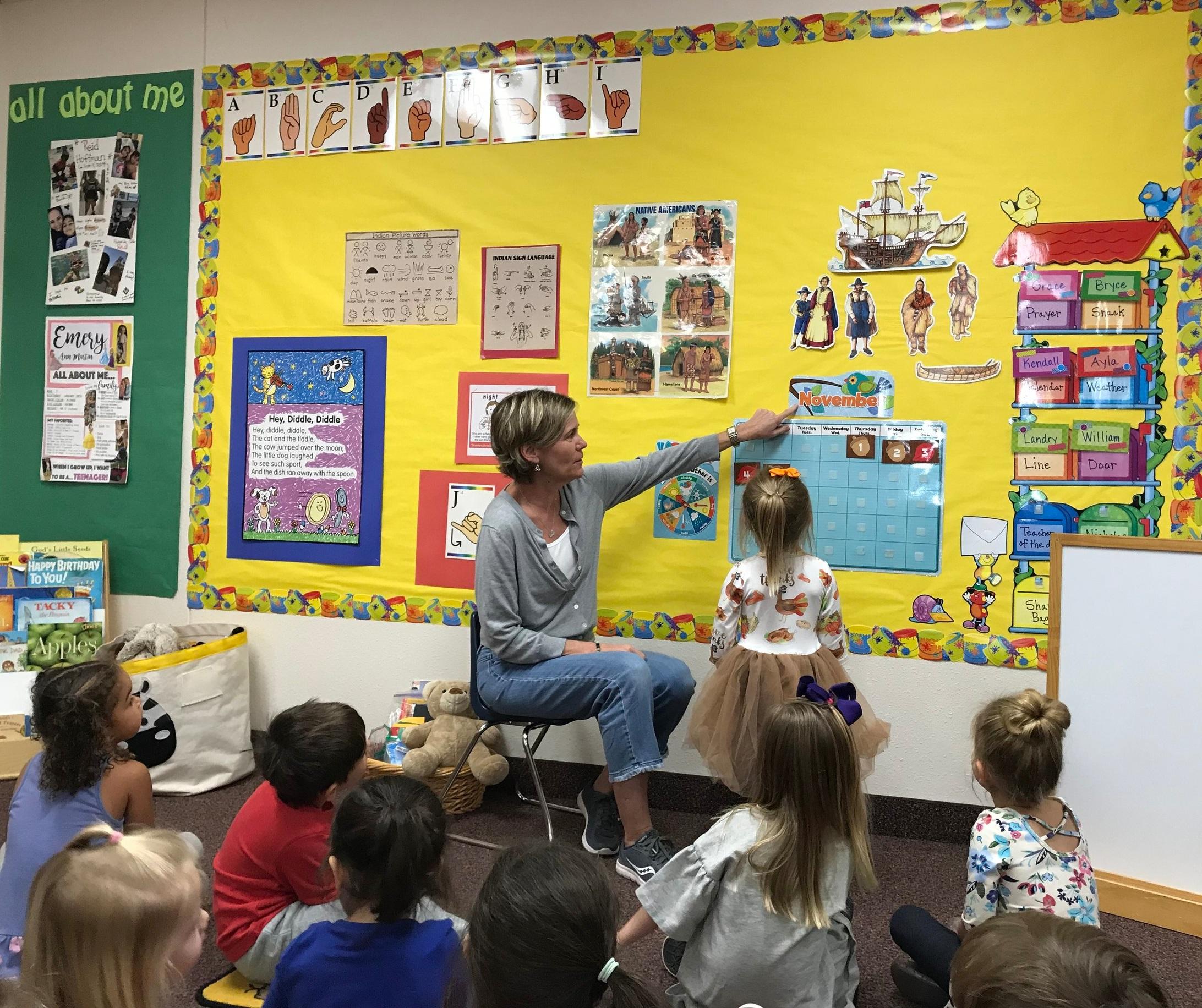 Preschool Scottsdale Classroom