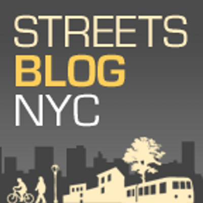 Council Member Ydanis Rodriguez and local high school students celebrated new bike lanes near the High Bridge in Washington Heights   StreetsBlog NYC