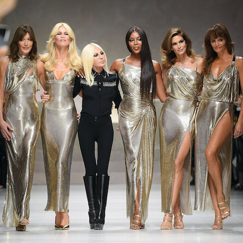 Photo:  @versace_official