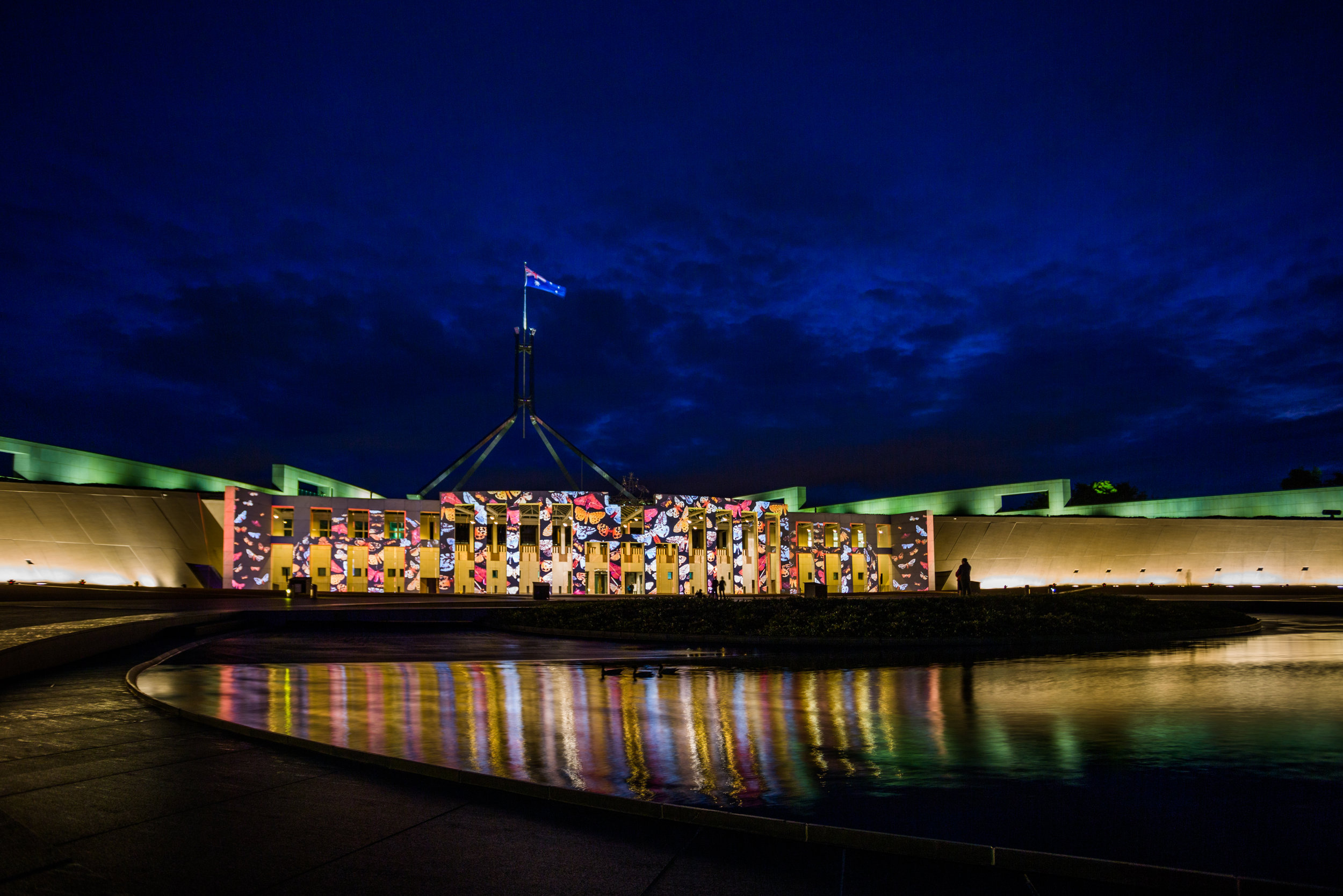 Enlighten 2017: Parliament House