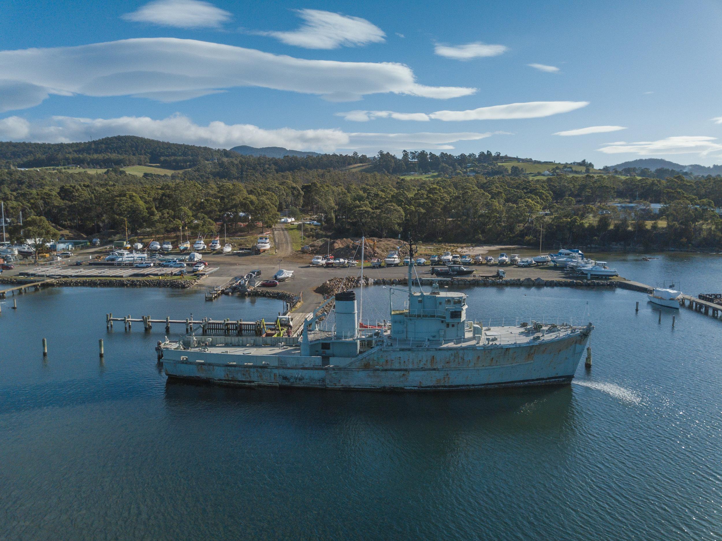 HMAS Curlew