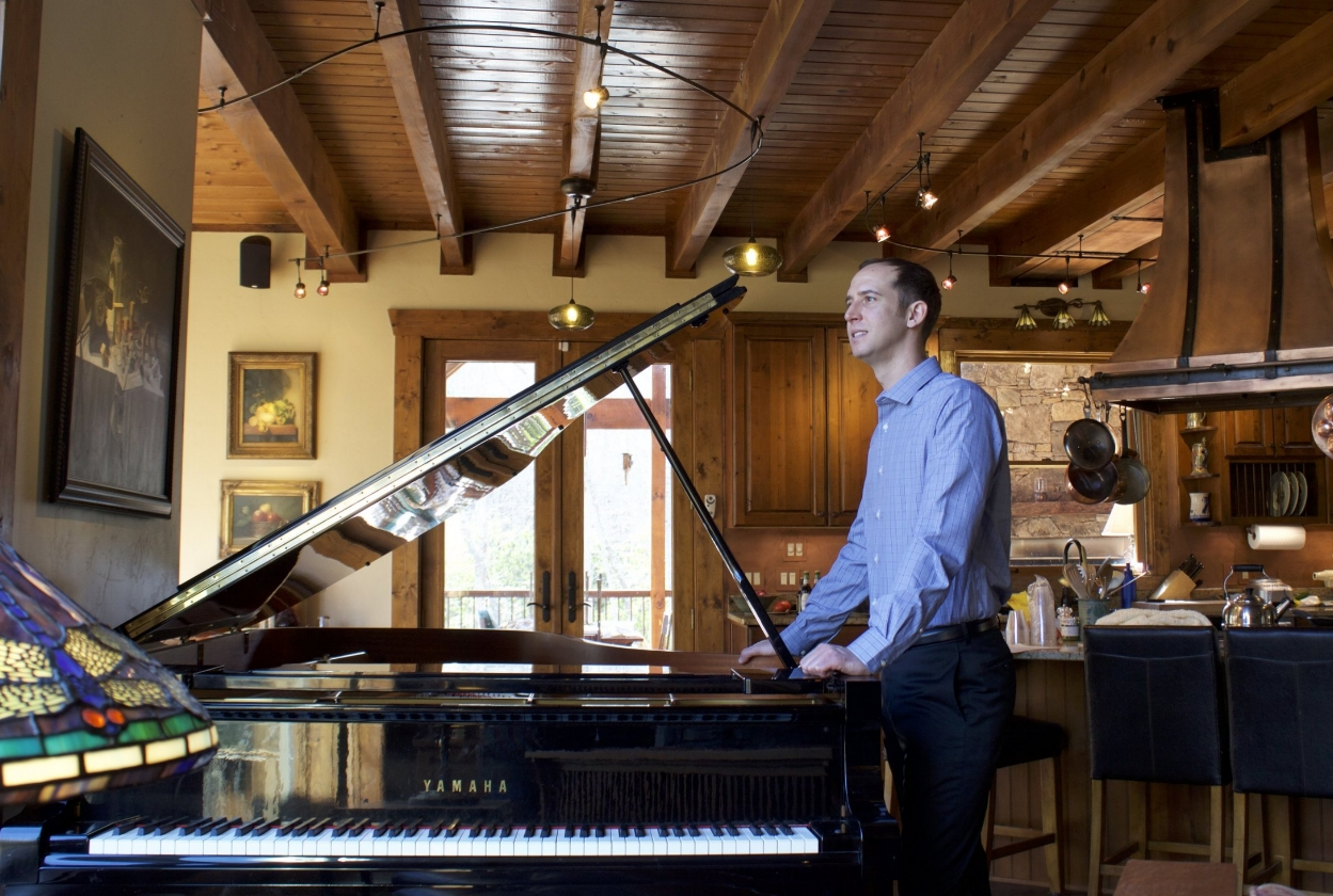 Alex Watson, pianist