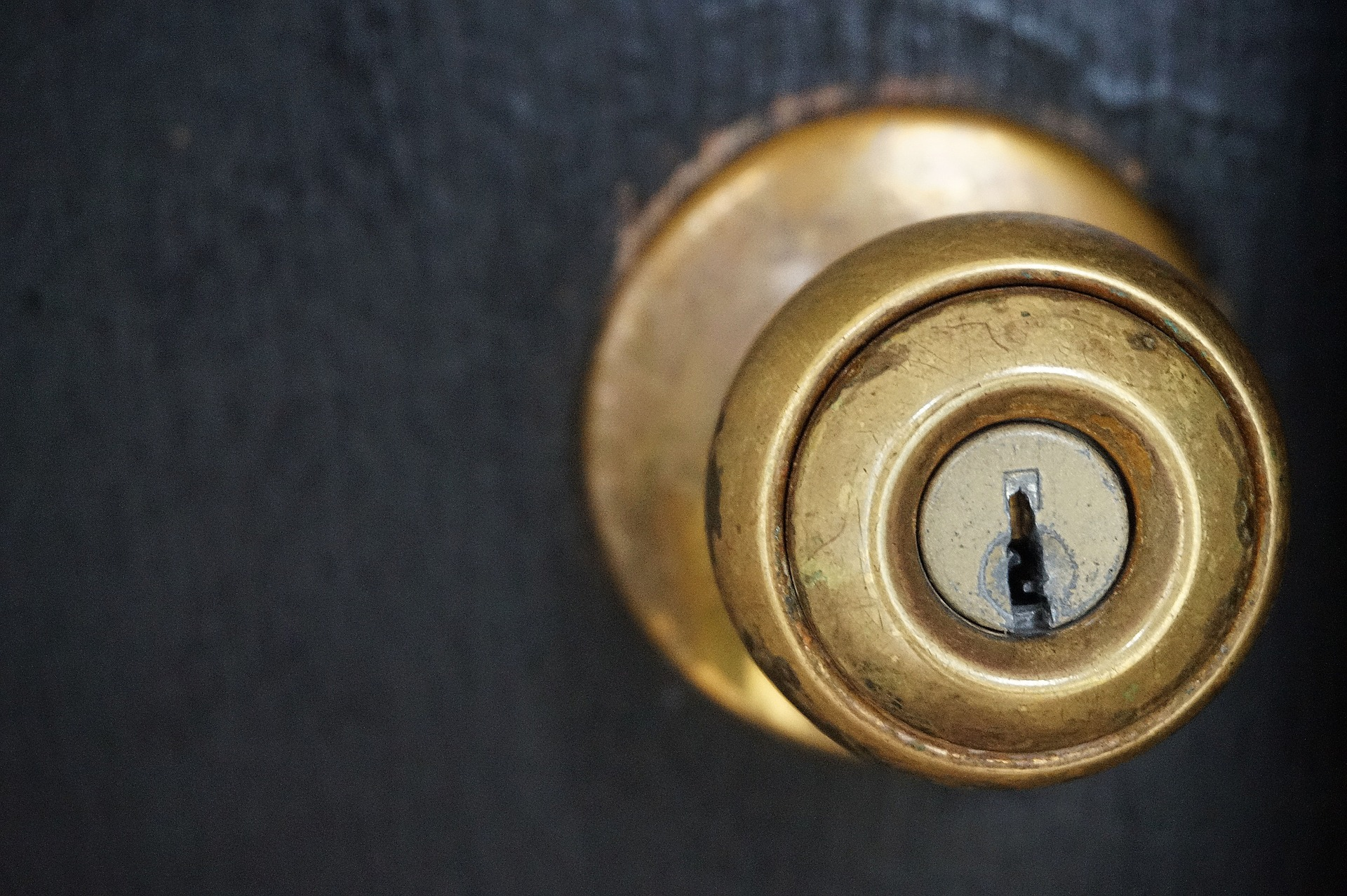 "When we see a keyhole, we intuitively know that we can insert a key into it and turn the knob. There are actually two examples of affordance going on here: one example is the keyhole, the second is the door knob. Keyholes ""afford"" (are for) keys. Door knobs afford turning."