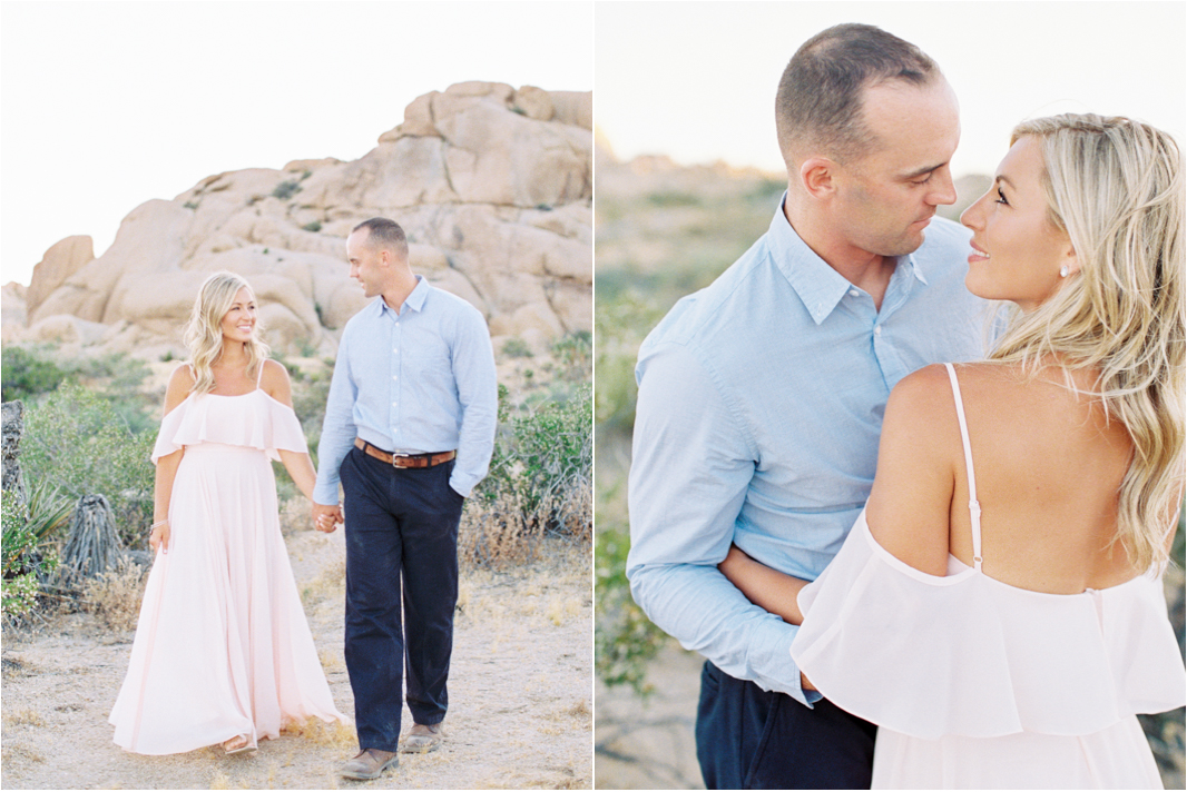 Alexis Ralston Photography | Joshua Tree Family Photographer | Mommy and Me | Joshua Tree | Couples Goals | Morning Lavender Dress | Family Session Inspiration | What to Wear to your Portrait Session | Fuji 400h | Pentax 645Nii.jpg