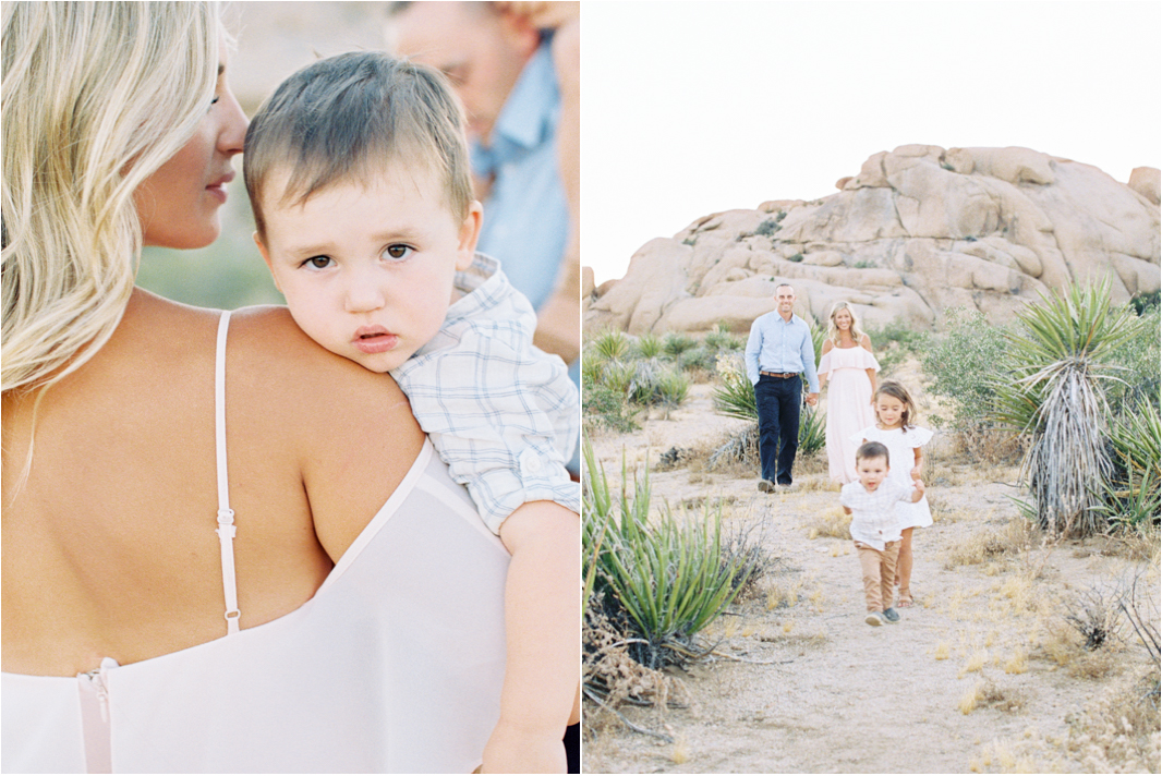 Alexis Ralston Photography | Joshua Tree Family Photographer | Mommy and Me | Joshua Tree | Zara Kids Outfits | Morning Lavender Dress | Family Session Inspiration | What to Wear to your Family Session | Fuji 400h | Pentax 645Nii 04.jpg