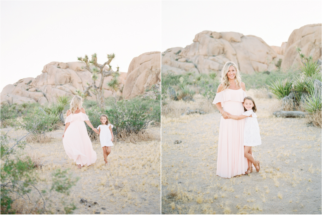 Alexis Ralston Photography | Joshua Tree Family Photographer | Mommy and Me | Joshua Tree | Zara Kids Outfits | Morning Lavender Dress | Family Session Inspiration | What to Wear to your Family Session | Fuji 400h | Pentax 645Nii.jpg