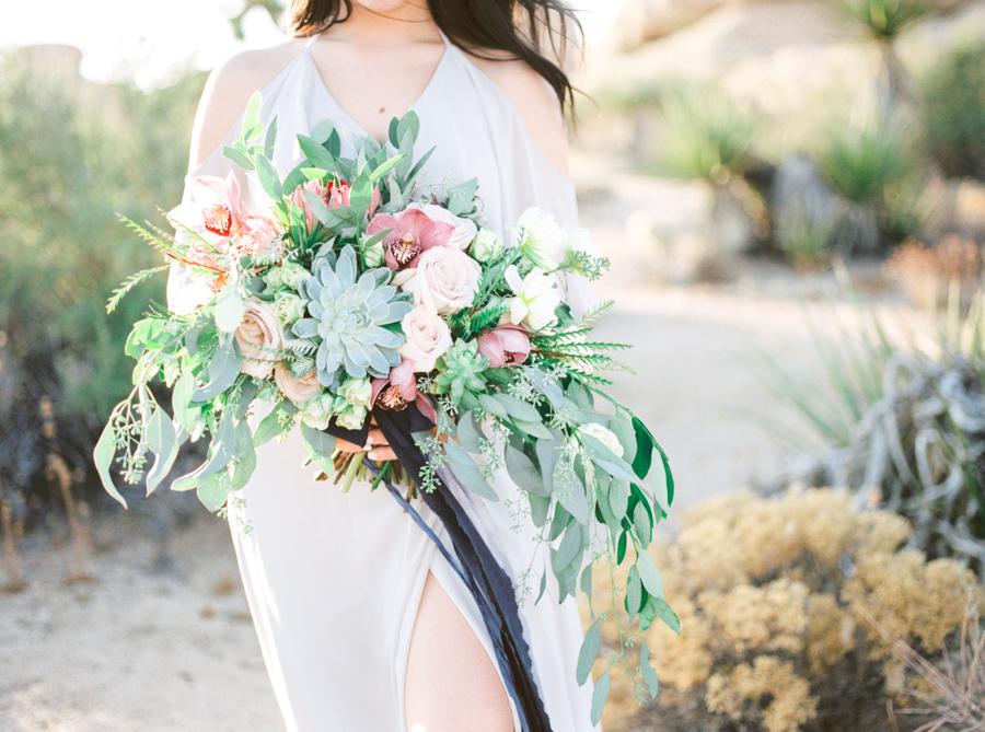 Joshua Tree Elopement | Elopement Inspiration | Floral Inspiration | Wedding Inspiration | Modern Elopement | Bride | Desert Elopement | Film Photographer | Southern California Photographer | California Film Photographer | Pentax 645Nii010.jpg
