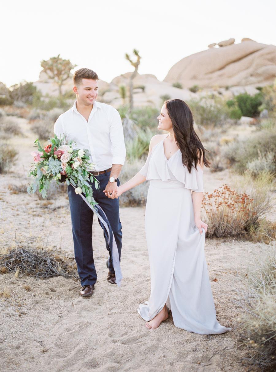 Joshua Tree Elopement | Elopement Inspiration | Floral Inspiration | Wedding Inspiration | Modern Elopement | Bride | Desert Elopement | Film Photographer | Southern California Photographer | California Film Photographer | Pentax 645Nii028.jpg