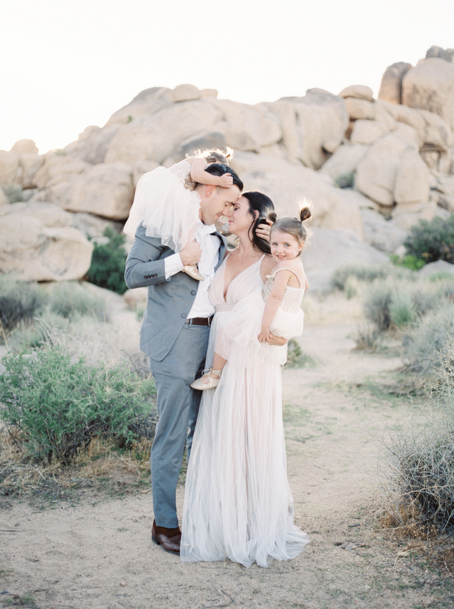 Alexis Ralston Photography | Joshua Tree Family Photographer | Vici Dolls Dress | Family Portraits | What to Wear | Film Photographer | Contax 645006.jpg